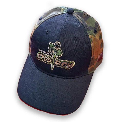 Stud Boy Camo Hat