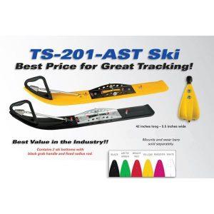 USI TunneLight Snowmobile Ski
